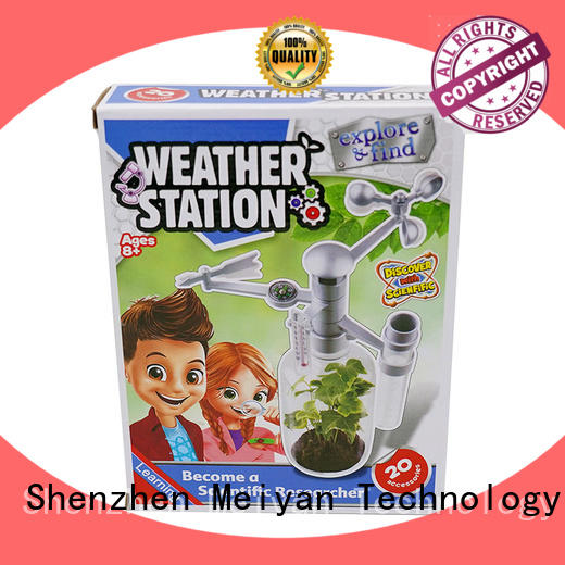 Meiyan easy-to-do science project kits personalized for students
