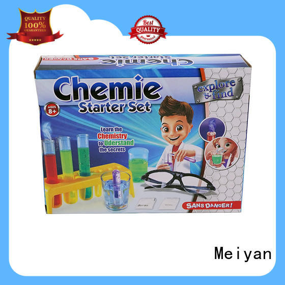 Meiyan professional science lab toys personalized for for parent-child games