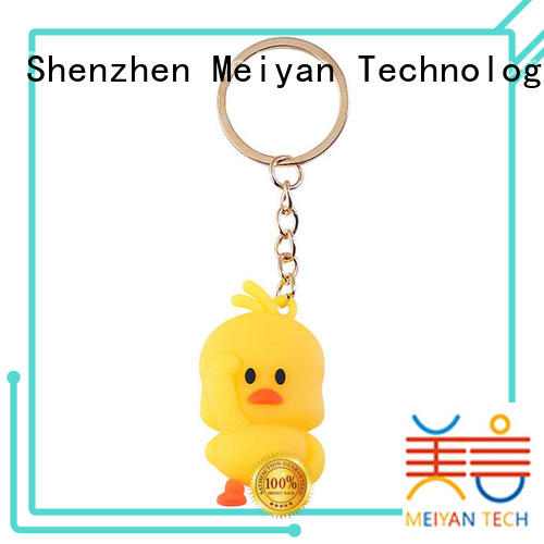 Meiyan affordable promotional keychains wholesale for parent-child games