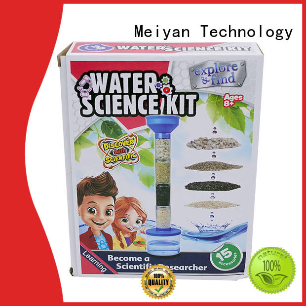 Meiyan best science kits for kids customized for for parent-child games