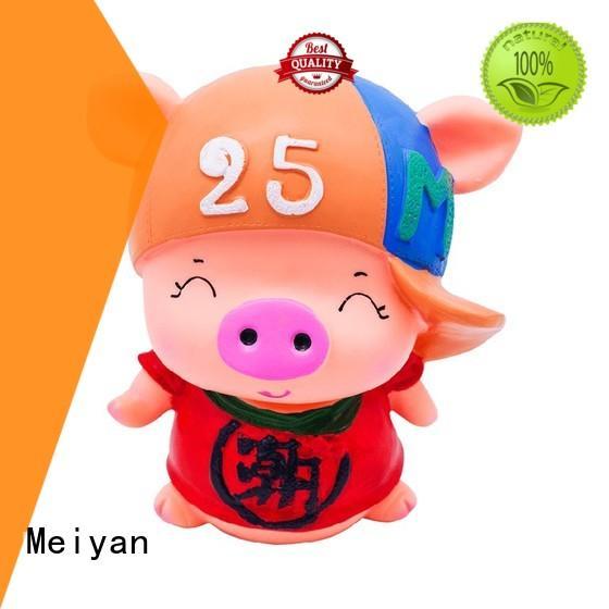 Meiyan adorable animal bath toys directly sale for home furnishings