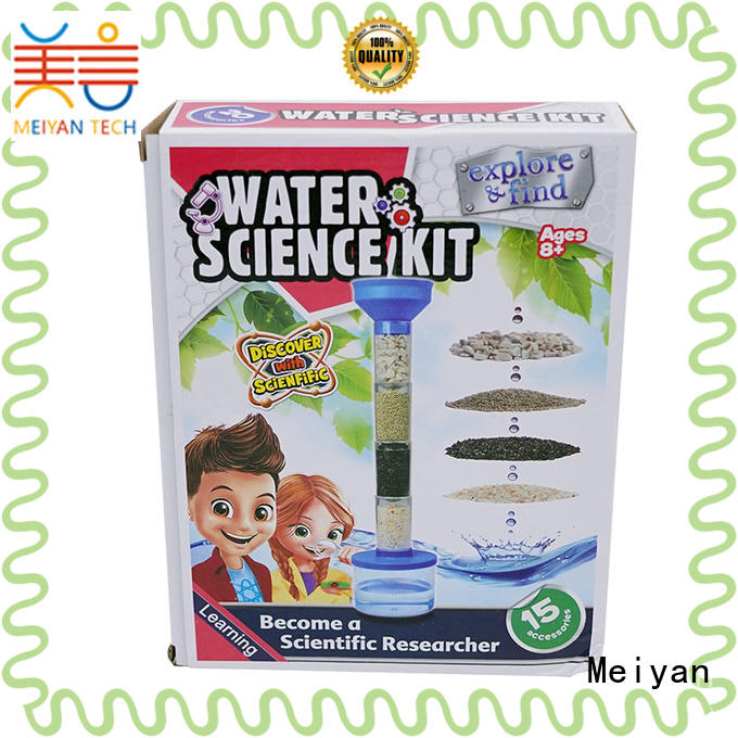weather station kids experiment kits ABS for students Meiyan