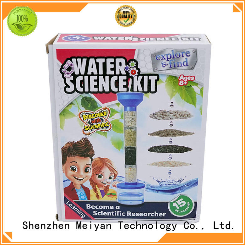 Meiyan childrens science kit supplier for gift