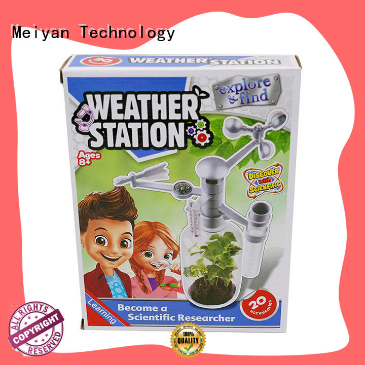 Meiyan scientific toys for kids supplier for students