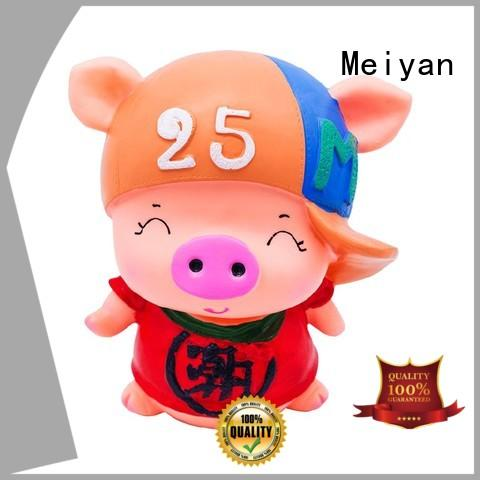 Meiyan toddler piggy bank safety for home furnishings
