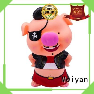 Meiyan vivid personalized piggy banks supplier for home furnishings