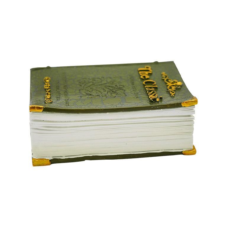 Custom Money Bank Wholesale Book shape Pvc Plastic