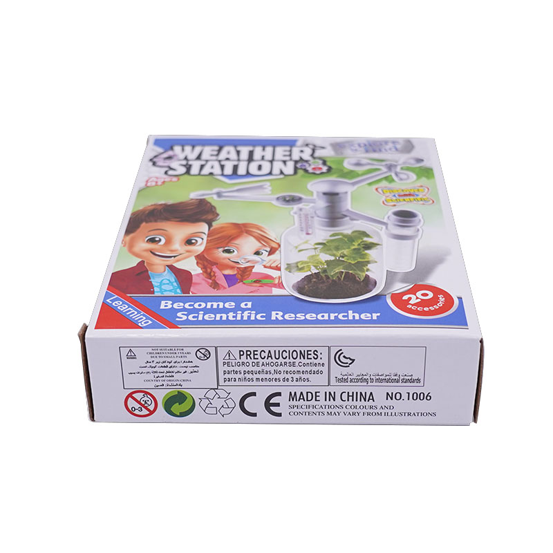 Meiyan science toys customized for students-1