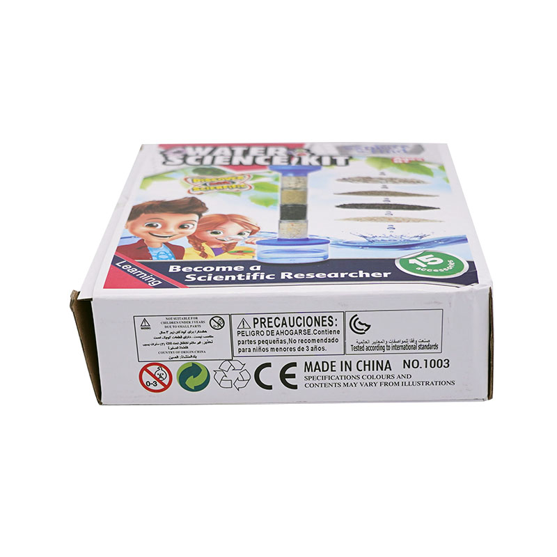 Meiyan low cost discovery science kits design for kids-1