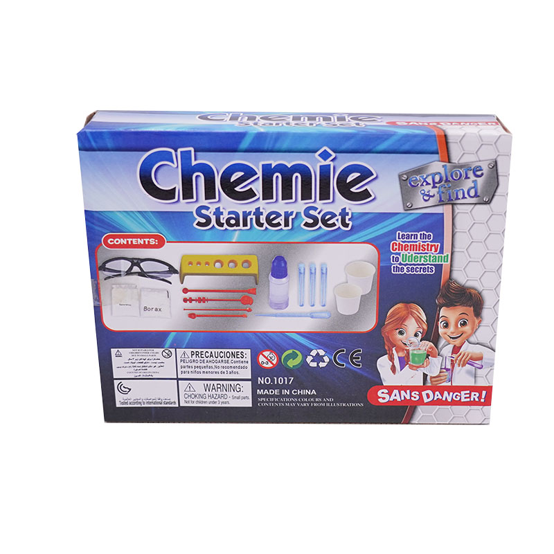Meiyan lively scientist kit for kids design for for parent-child games-1