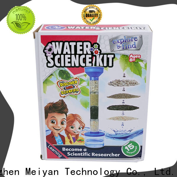 Meiyan practical childrens science kit factory price for for parent-child games
