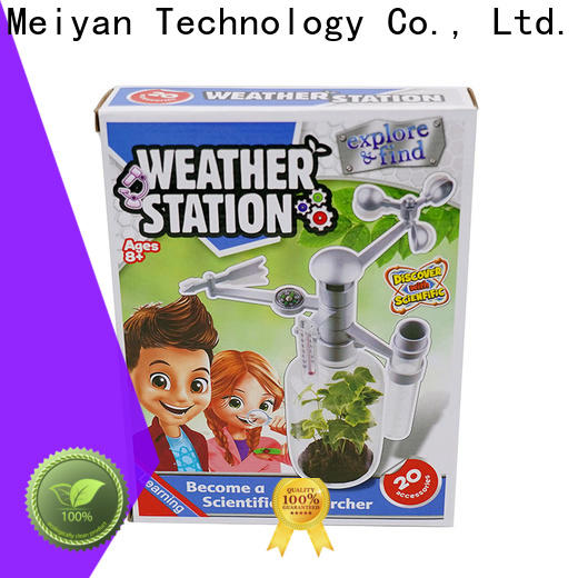 low cost science experiment kits for kids customized for for parent-child games