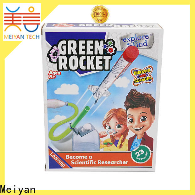 Meiyan high quality discovery science kits personalized for for parent-child games