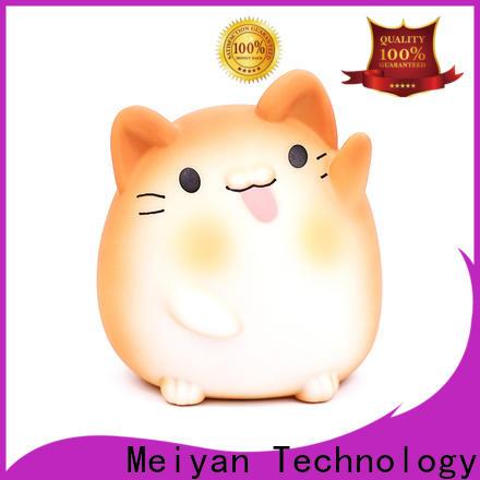 Meiyan animal night light manufacturer for gifts