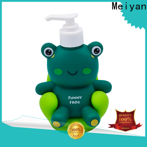 Meiyan high quality animal bottle supplier for home-use