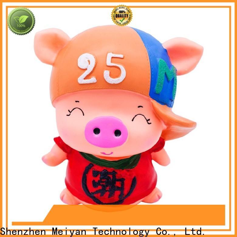 Meiyan unbreakable piggy bank supplier for gifts