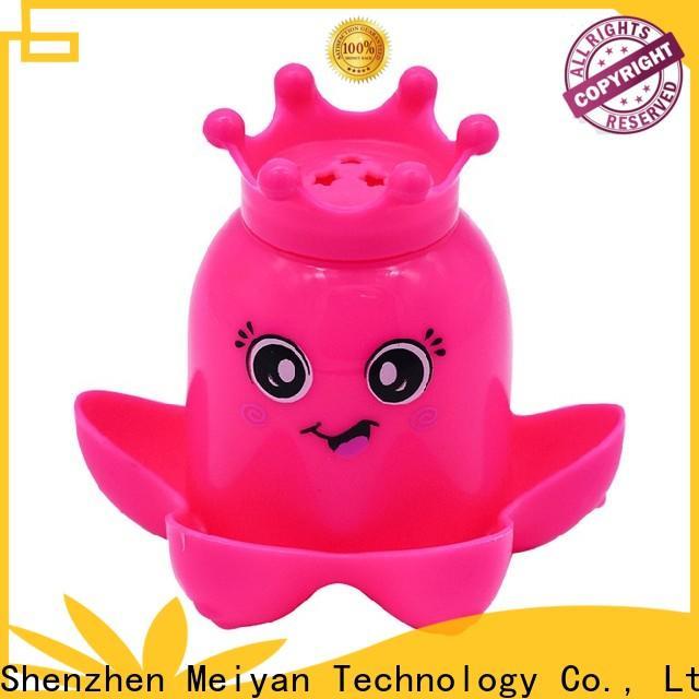 Meiyan plastic piggy banks manufacturer for home furnishings