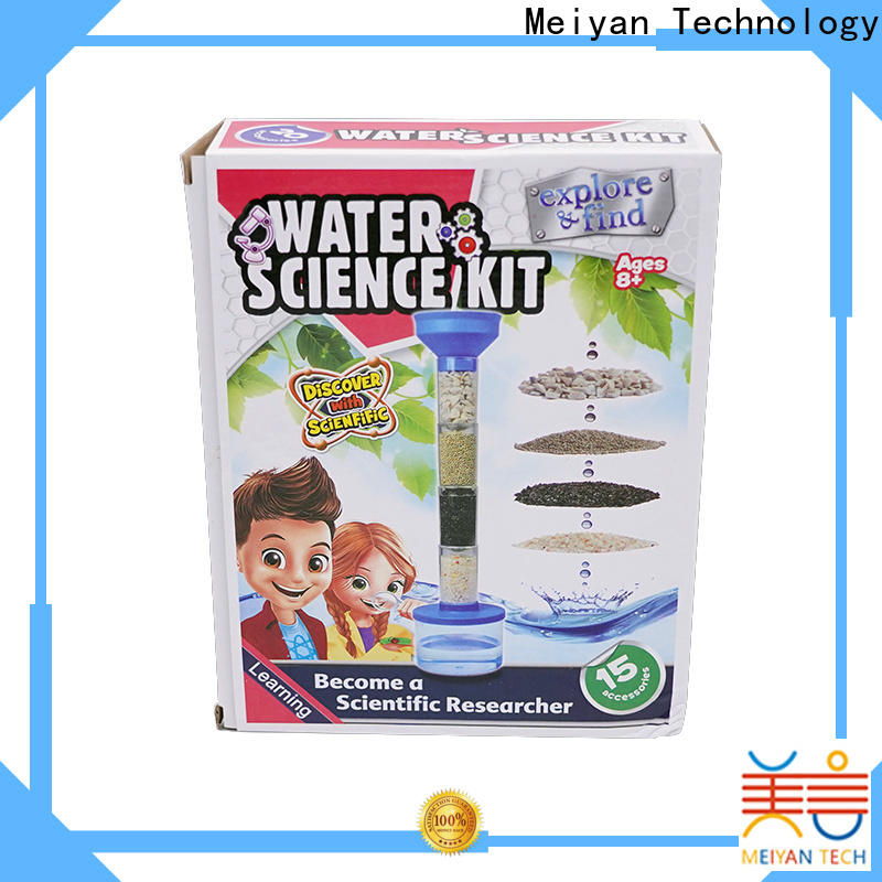 Meiyan easy-to-do science experiment kits for kids personalized for gift