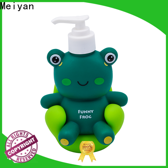 Meiyan liquid soap bottle with good price for home decor