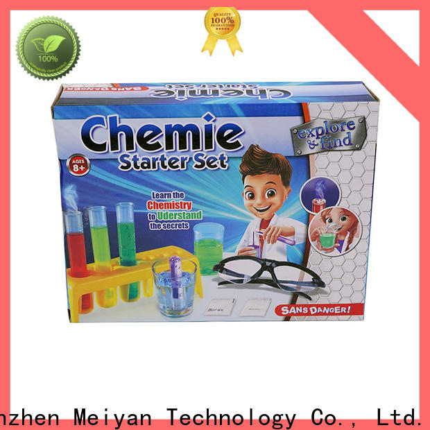 professional science project kits factory price for for parent-child games