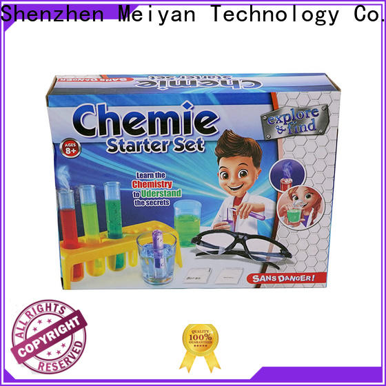 Meiyan easy-to-do science kit design for gift
