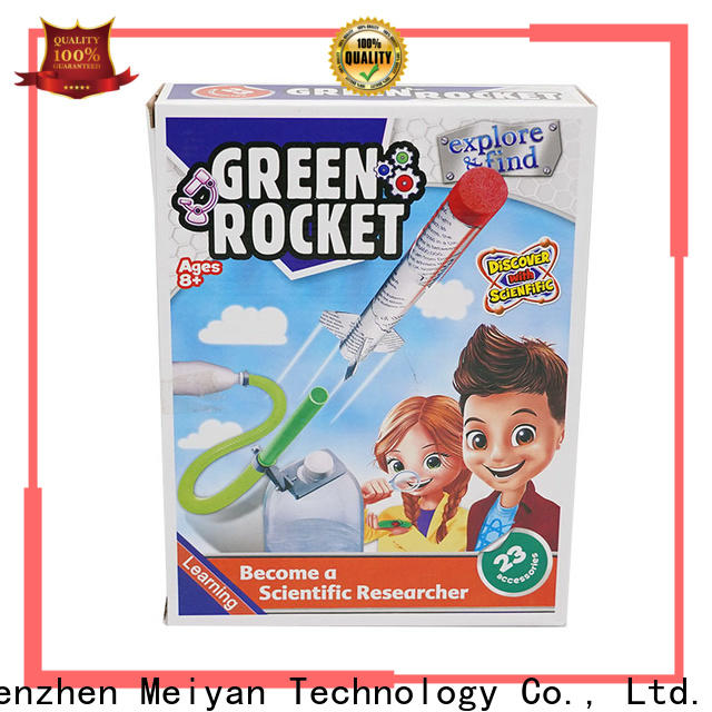 Meiyan science experiment kits supplier for for parent-child games