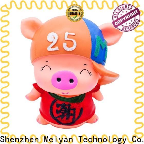 Meiyan toddler piggy bank factory price for bedrooms