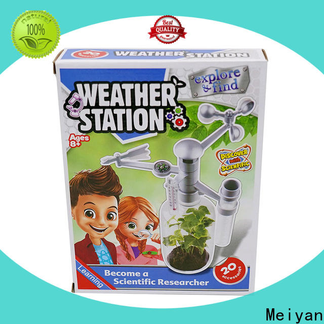 Meiyan science project kits factory price for students