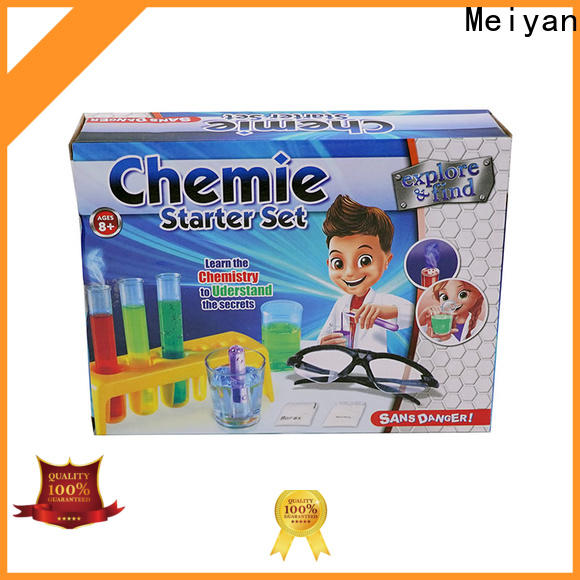 lively science project kits customized for kids