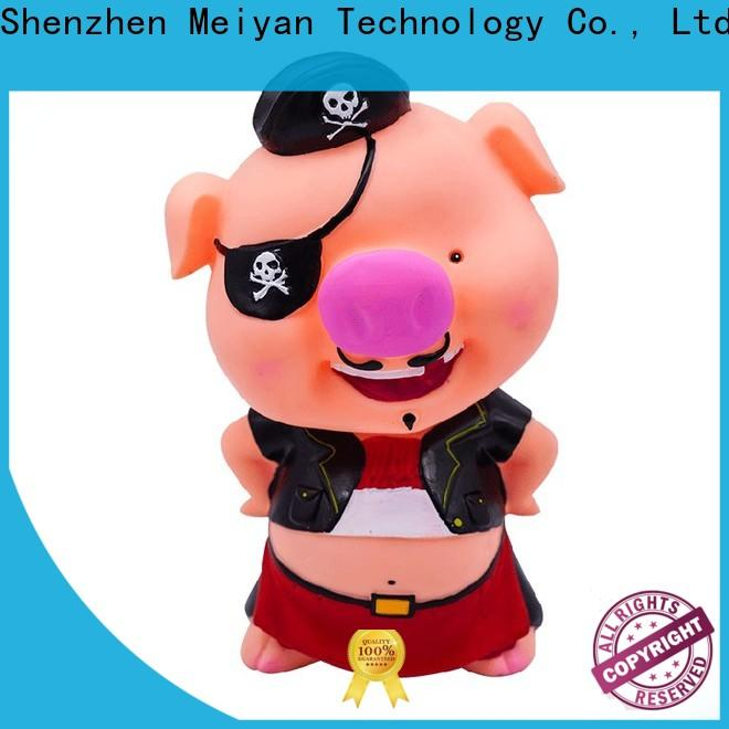 Meiyan plastic piggy banks bulk directly sale for gifts