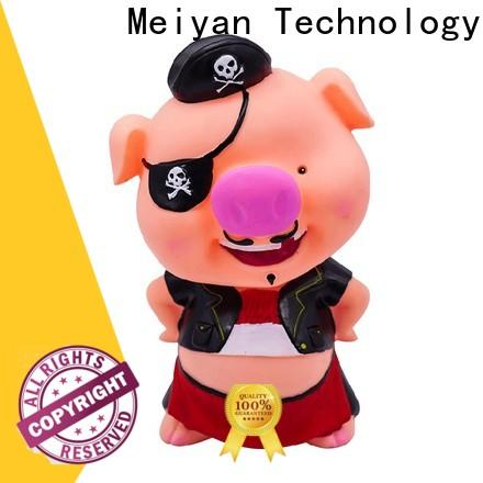 Meiyan piggy banks for boys factory price for gifts