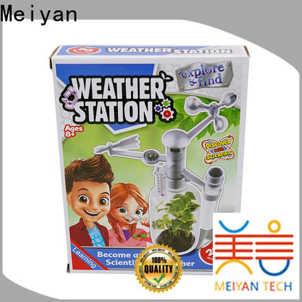 Meiyan lively childrens science kit customized for for parent-child games