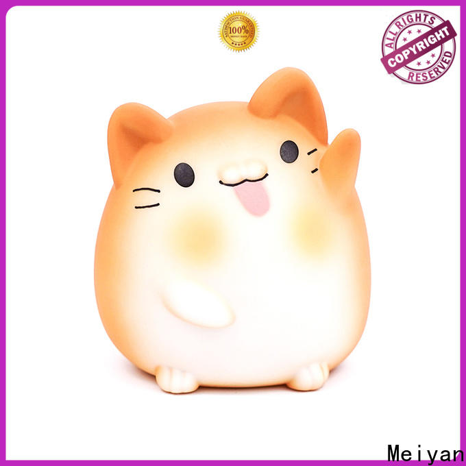 Meiyan vinyl toys directly sale for gifts