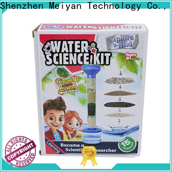 Meiyan creative discovery science kits customized for gift