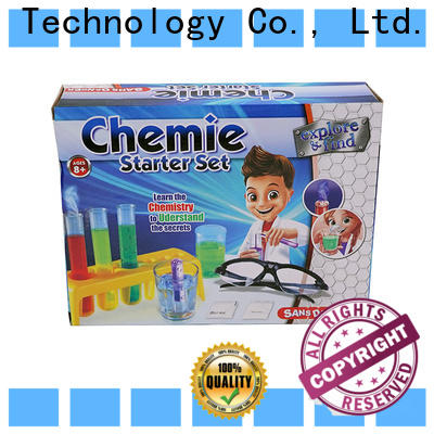 professional childrens science kit customized for gift