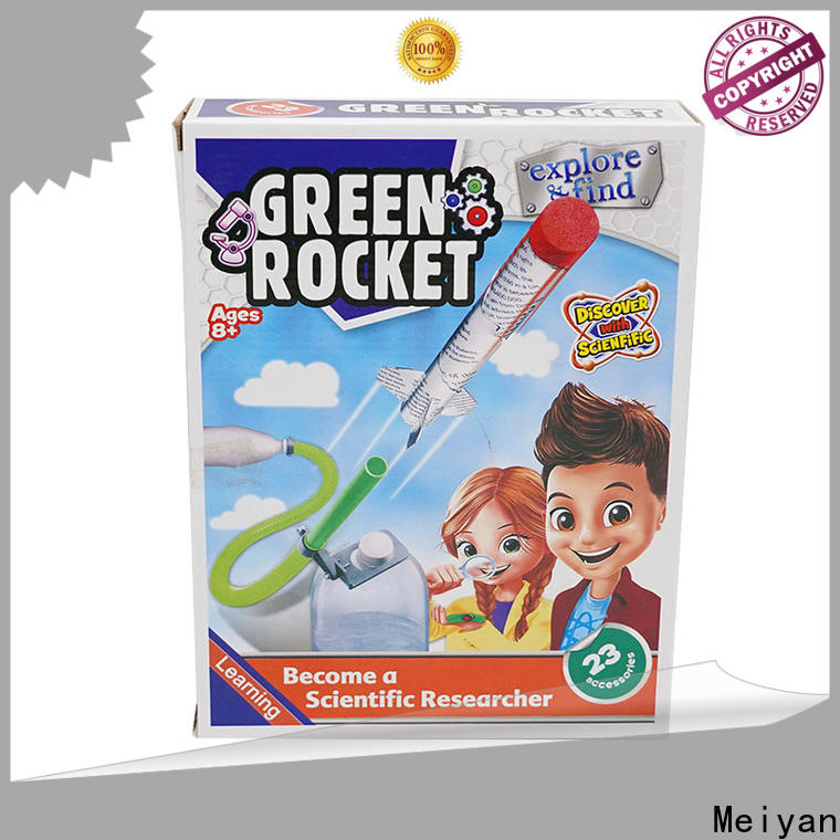 Meiyan lively science kits for 5 year olds factory price for for parent-child games