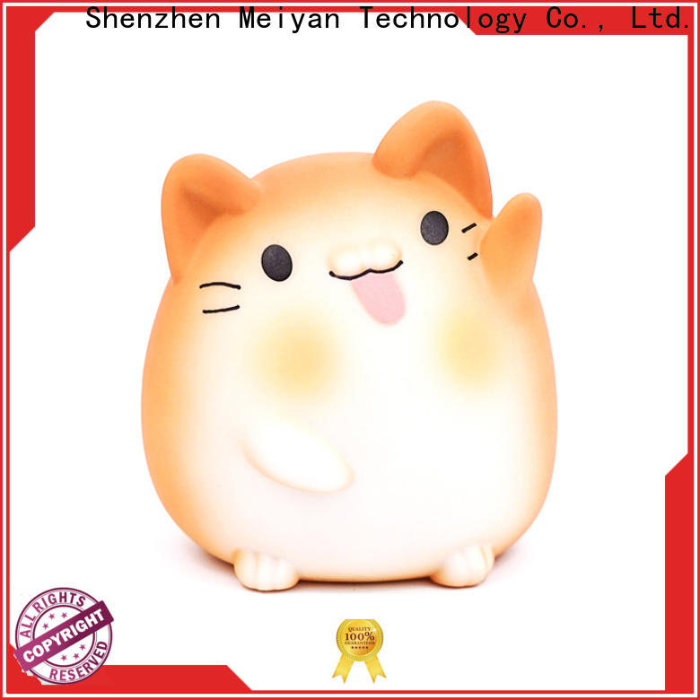 Meiyan comfortable animal night light directly sale for home furnishings