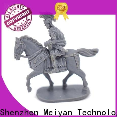 Meiyan vivid military action figures customized design for home furnishings