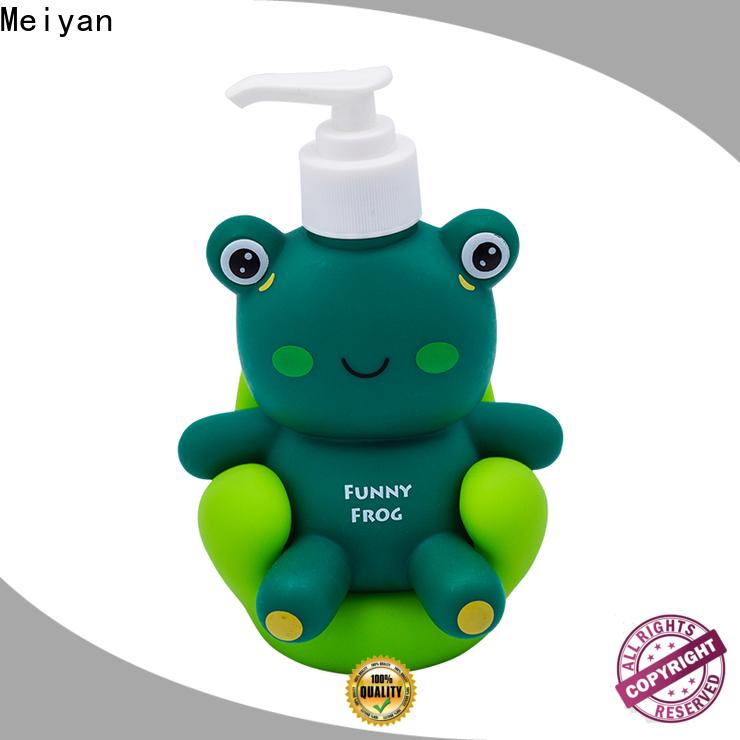 Meiyan animal bottle manufacturer for bathroom