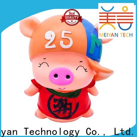 Meiyan custom piggy banks manufacturer for bedrooms