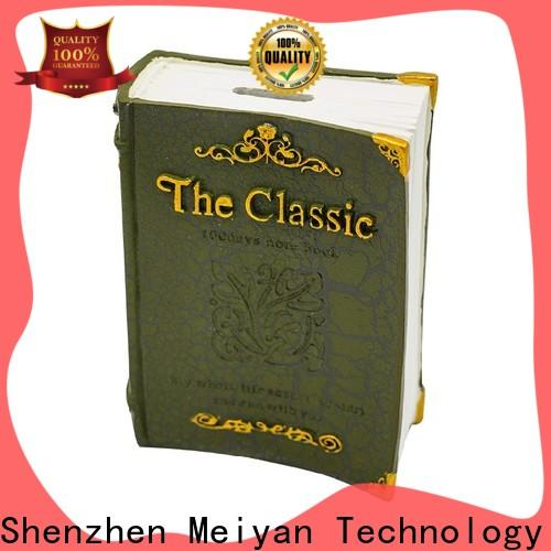 Meiyan comfortable piggy banks for boys factory price for home furnishings