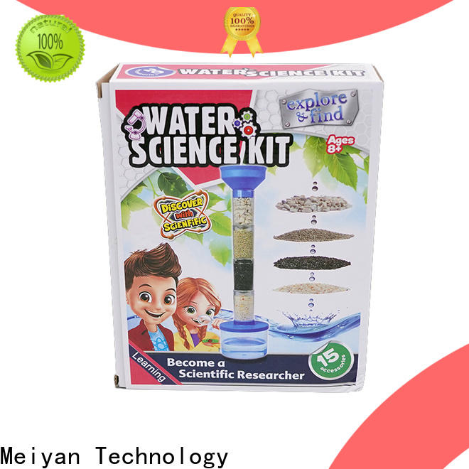 Meiyan easy-to-do science project kits personalized for gift