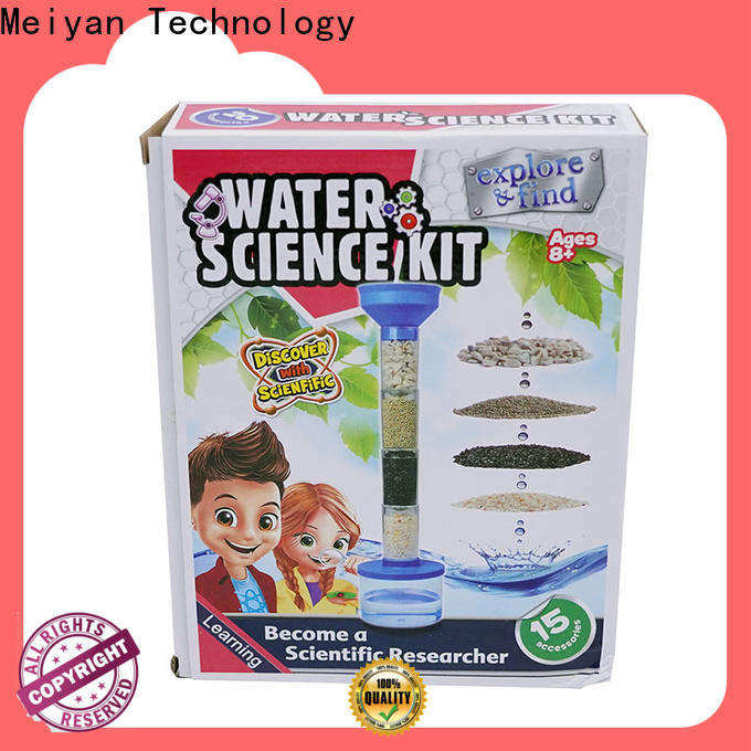 Meiyan low cost science toys for kids design for students