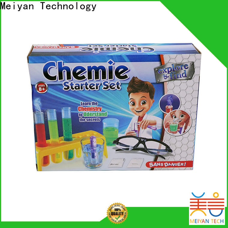 Meiyan science experiment kits personalized for students