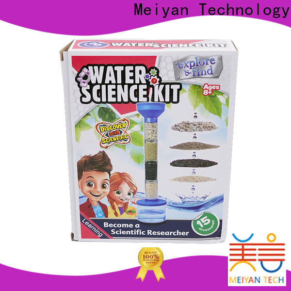 Meiyan best science kits for kids customized for kids