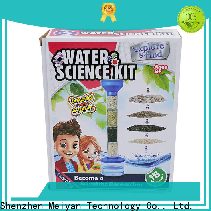 Meiyan creative discovery science kits personalized for for parent-child games