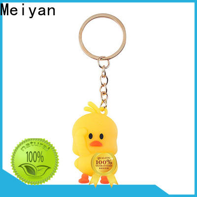 Meiyan 3d personalised keychains supplier for parent-child games