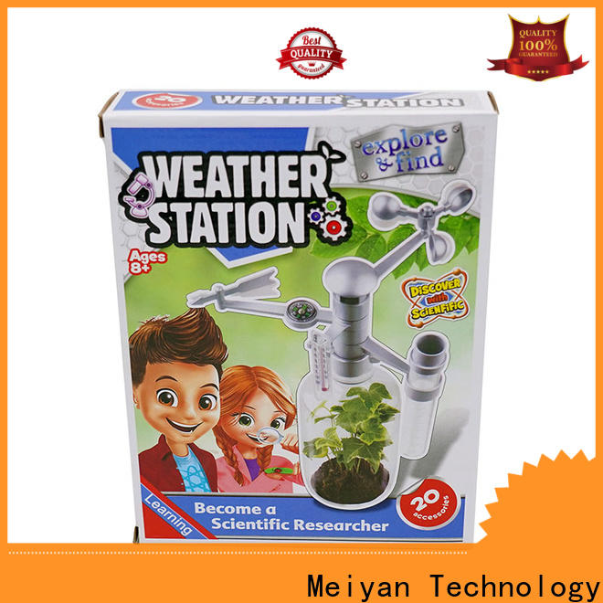 Meiyan practical scientist kit for kids customized for gift