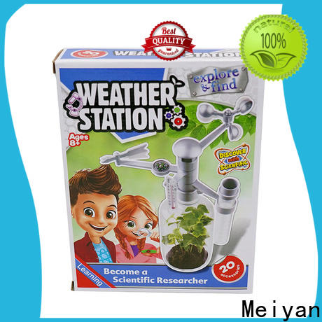 Meiyan scientific toys for kids factory price for gift
