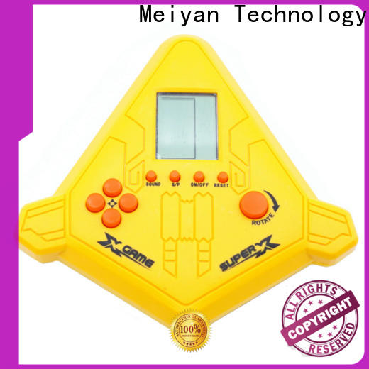 safety multi game console customized for kids